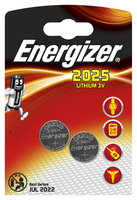S5311 BATTERY ENR LITHIUM CR2025 TWIN PACK
