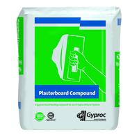 Gypsum Plasterboard Compound 25kg Bag (63 Bags=Pallet)