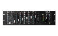 Denon Professional DN-410XB | Rack Mount Audio Mixer with Bluetooth