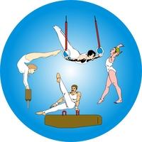 Gymnastics (25mm Centre)