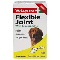 Vetzyme Flexible Joint Tablets 30 tab x 1