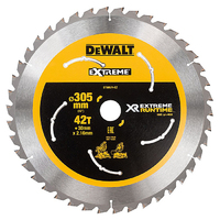 Dewalt DT99574 305x30mm Z-42 Tct Blade Xtreme Runtime For DHS780