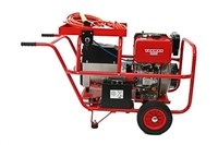 PG200A DC-HT2 200amp 4 KVA PETROL WELDER GENERATOR , TROLLEY FRAME C/W LEADS  13HP (Ploughing Special Discount Price)