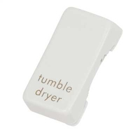 Schneider Ultimate Grid Tumble dryer rocker cap Painted White|LV0701.1376