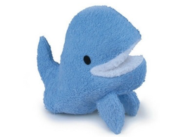Whale Washcloth Puppet