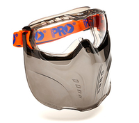 Pro Vader Goggle Shield Combo