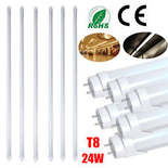 5` LED TUBE LIGHT 24W WITH STARTER
