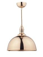 Yoko 1 Light Pendant, Copper | LV1802.0112