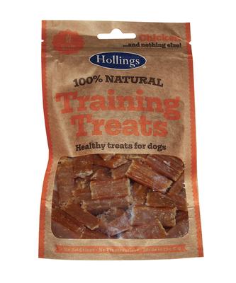 Hollings Training Treats Chicken 75g x 10