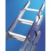 Lyte Trade 3 Section Extension Ladder 3X12 Rung