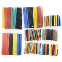 Heat shrink kit 8 sizes mixed color