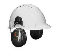 3M PELTOR H520P3E/H520P3H Helmet Mounted Ear Muff