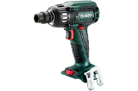 Metabo Cordless Impact Wrench Body and Metaloc Case SSW 18 LTX 400 BL