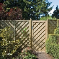 Elite Chevron Gate 900mm
