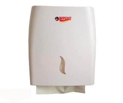 z-fold paper towel dispenser