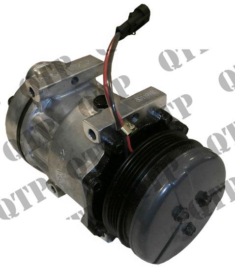 Tractor Air Conditioning : Compressor case ih maxxum mxu