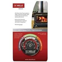 De Vielle Stove Thermometer
