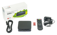 MAG 410 IPTV Set Top Box with Android