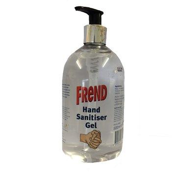 FREND Hand Sanitiser Gel 500mL