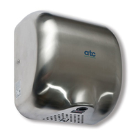 1.4KW Cheetah Hand Dryer Matt Chrome