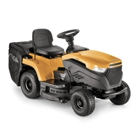 STIGA Estate 2084 Tractor Mower - suitable for gardens up to 3000 sqm