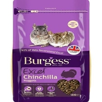 Burgess Excel Chinchilla 1.5kg