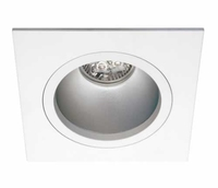 White Sqaure Large Downlight | LV1202.0073