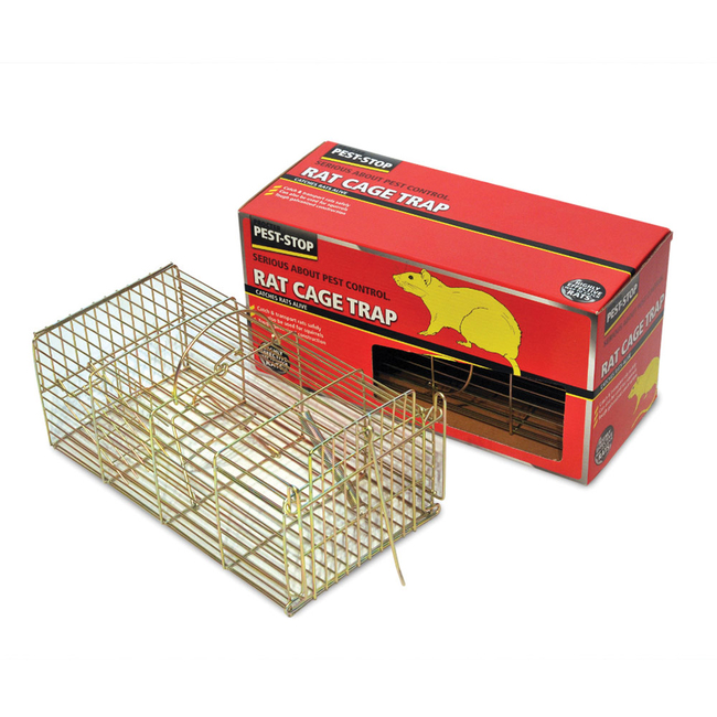 Pest-Stop Rat Cage - Wilsons - Import, distribution and