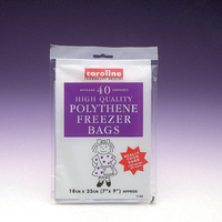 Caroline 40 Freezer Bags 7x9''