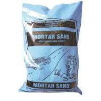 MORTAR SAND (BUILDING) BAG 40KG