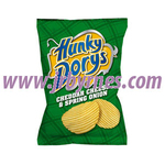 Hunky Dory  Large Cheese & Onion150g x12