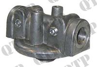 Hydraulic Filter Head