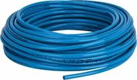 PER METER PU6/4BL25 6x4mm BLUE PU HOSE