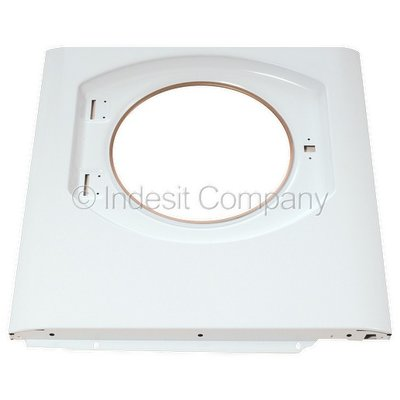 Front Panel White Washer Dryer -Hotpoint