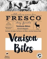 Fresco Venison Bite Dog Treats 100g x 1