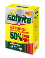 Solvite Dec Box + 50% Free (30 Rolls)
