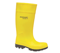 Dunlop Purofort Professional Full Safety, Yellow