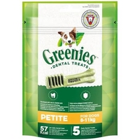 Greenies Original Dental Treats - Petite 170g x 1
