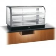 Lincat C6R/125SU Refrigerated Merchandiser Curved Front