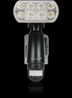 COMBINED SECURITY CAMERA LED FLOODLIGHT