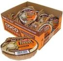Suet to Go Half Filled Coconut Original Mealworm x 10