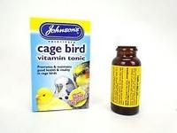Johnson's Cage Bird Vitamin Tonic 15ml x 1