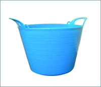 Flexi Tub 26L Medium Blue