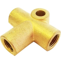Female 3 Way Brake Connector 10mm x 1mm