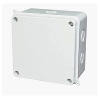 Junction box no.2 IP65 100x100x70