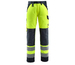 MASCOT Maitland High Visibility Trousers with Knee Pad Pockets