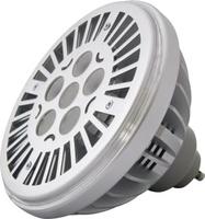 18W AR111 LED GU10 40° BEAM  240V GU10 WARM WHITE