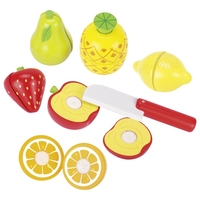 Wooden Fruit with velcro