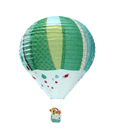 Paper Lantern Balloon Jef.