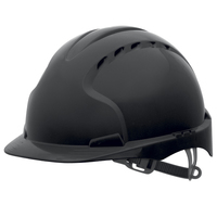EVO3 Helmet Slip Ratchet - Black - Vented